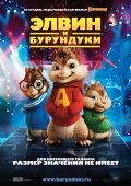 Элвин и бурундуки / Alvin and the Chipmunks [2007]